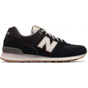 New Balance ML574OUA černá 11 - Pánská volnočasová obuv