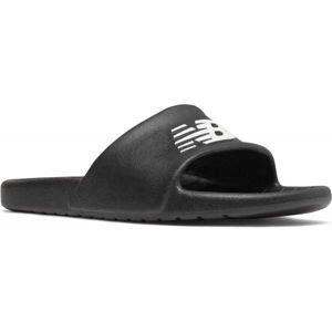 New Balance SUF100BK černá 8 - Pánské pantofle
