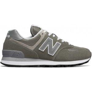 New Balance WL574EG zelená 5 - Dámská volnočasová obuv