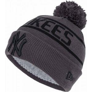 New Era KIDS BOBBLE MLB NEW YORK YANKEES  YOUTH - Dětská zimní čepice
