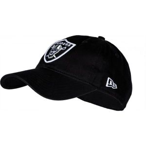 New Era NE 9TWENTY NFL WASHD OAKLAND RAIDERS černá  - Pánská klubová kšiltovka
