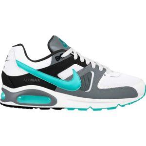 Nike AIR MAX COMMAND šedá 12 - Pánská volnočasová obuv