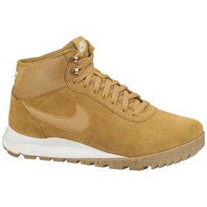 Nike HOODLAND SUEDE - Pánská zimní obuv