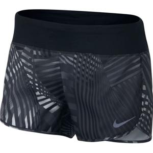 Nike FLX SHORT 3IN RIVAL PR černá XL - Dámské běžecké šortky
