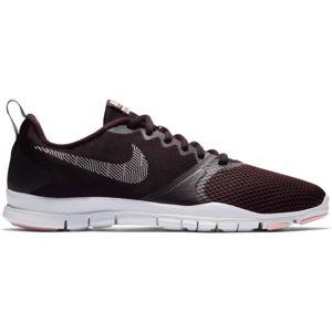 Nike FLEX ESSENTIAL TRAINING W červená 7 - Dámská tréninková obuv