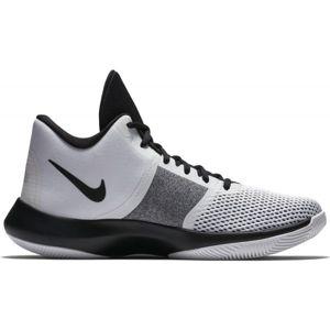 Nike PRECISION II bílá 9.5 - Pánská basketbalová obuv