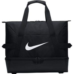 Nike ACADEMY TEAM HARDCASE M černá UNI - Fotbalová sportovní taška