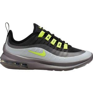 Nike AIR MAX AXIS GS bílá 7Y - Dětské vycházkové boty