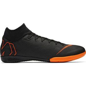 Nike SUPERFLYX 6 ACADEMY IC černá 10.5 - Pánská futsalová obuv