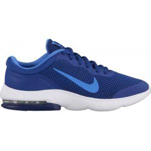 Nike AIR MAX ADVANTAGE GS modrá 4Y - Chlapecká vycházková obuv
