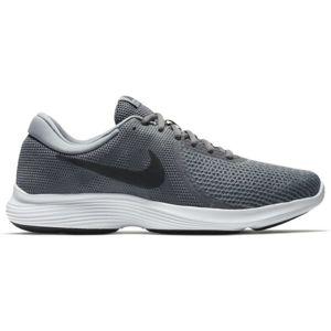 Nike REVOLUTION 4 EU šedá 11.5 - Pánská běžecká obuv