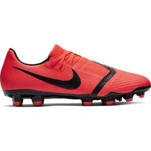 Nike PHANTOM VENOM ACADEMY FG červená 11 - Pánské kopačky