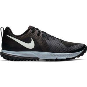 Nike AIR ZOOM WILDHORSE 5 černá 11.5 - Pánská běžecká obuv