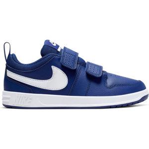 Nike PICO 5 PSV modrá 1.5Y - Chlapecké volnočasové boty
