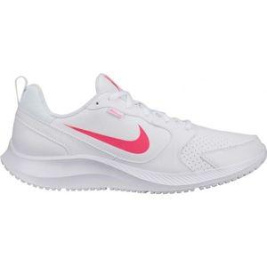 Nike TODOS W bílá 6.5 - Dámská běžecká obuv