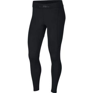 Nike NP WARM HOLLYWOOD TIGHT W černá L - Dámské legíny