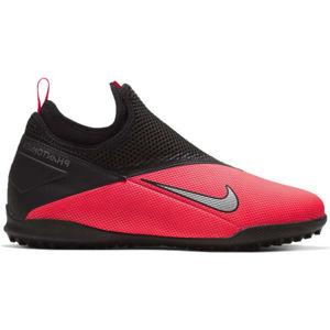 Nike JR PHANTOM VISION 2 ACADEMY DF TF černá 5Y - Dětské turfy