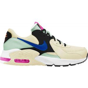 Nike AIR MAX EXCEE modrá 7 - Dámská volnočasová obuv