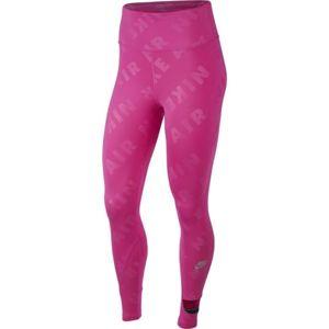 Nike AIR 7_8 TGHT HR W růžová M - Dámské legíny