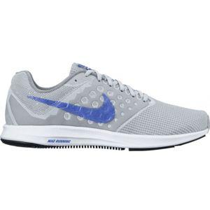 Nike DOWNSHIFTER 7 modrá 7.5 - Dámská běžecká obuv