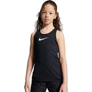 Nike NP TANK G  XL - Dívčí sportovní tílko