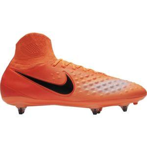Nike MAGISTA ORDEN II SG oranžová 8.5 - Pánské kolíky