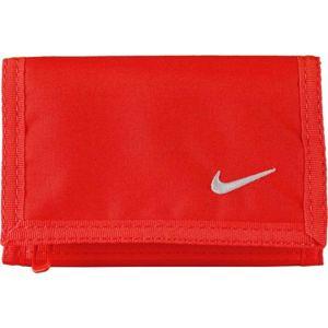 Nike BASIC WALLET červená  - Unisexová peněženka