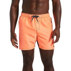 Nike RIFT VITAL oranžová XL - Pánské plavkové šortky