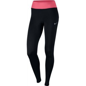 Nike PWR ESSNTL TGHT DF černá L - Dámské běžecké legíny