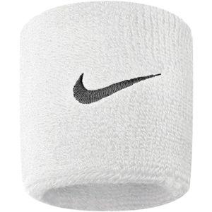 Nike SWOOSH WRISTBAND bílá NS - Potítko