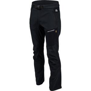 Northfinder JONAFIS černá XXL - Pánské softshellové kalhoty
