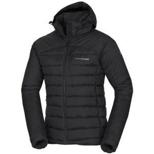 Northfinder VENGDON černá S - Pánská sportovní bunda