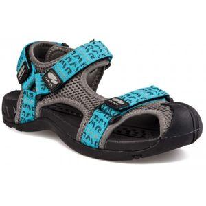 Numero Uno SIRET L modrá 40 - Dámský trekový sandál