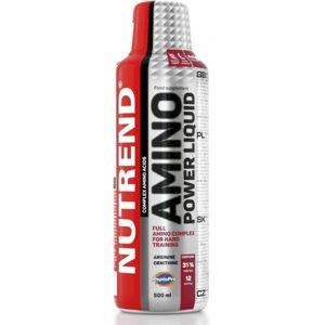 Nutrend AMINO POWER LIQUID 500ML  NS - Aminokyseliny komplexní