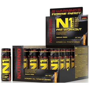 Nutrend N1 SHOT ORANGE FIRE  NS - Stimulant