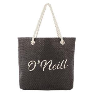 O'Neill BW BEACH BAG STRAW černá NS - Dámská plážová taška