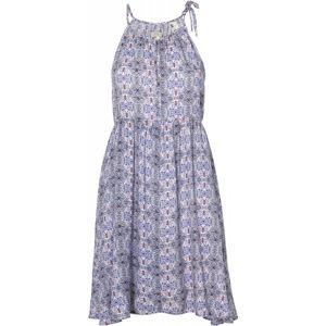 O'Neill LW BEACH HIGH NECK DRESS fialová M - Dámské šaty