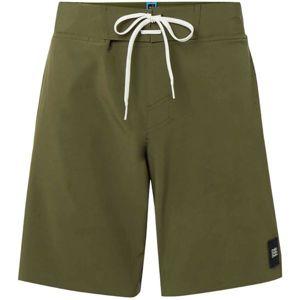 O'Neill HM SEMI FIXED HYBRID SHORTS tmavě zelená 29 - Pánské šortky do vody