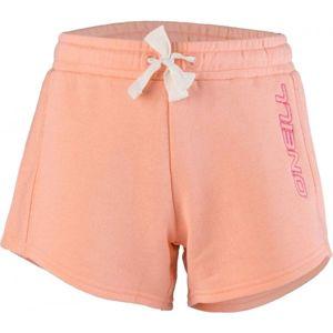 O'Neill LG CHILLING SHORTS světle růžová 164 - Dívčí šortky