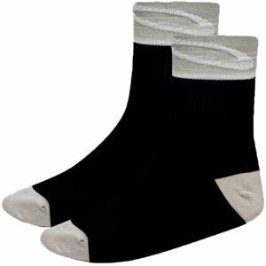 Oakley SOCKS 3.0 černá M - Unisex ponožky