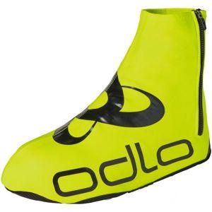 Odlo SHOECOVER ZEROWEIGHT žlutá XL - Návlek na boty