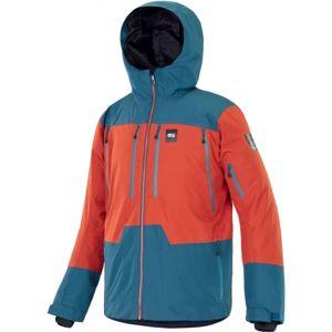 Picture DUNCAN tmavě modrá XXL - Pánská zimní bunda