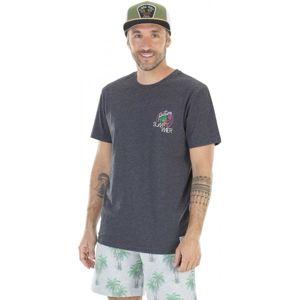 Picture RICARDO černá XL - Pánské tričko