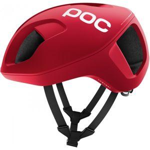 POC VENTRAL SPIN červená (54 - 60) - Cyklistická přilba