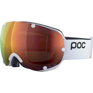POC LOBES CLARITY bílá  - Lyžařské brýle