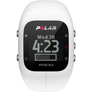 POLAR A300 HR bílá  - Sportovní hodinky