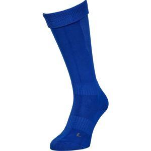 Private Label UNI FOOTBALL SOCKS 41 - 45 modrá 41-45 - Fotbalové stulpny