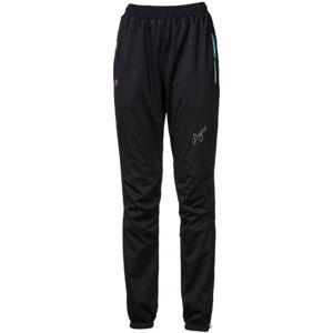 Progress STRIKE LADY  XL - Dámské běžkařské zateplené kalhoty