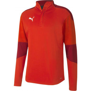 Puma TEAM FINAL 24 TRAINING RAIN TOP  XL - Pánská mikina
