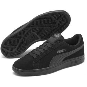 Puma SMASH V2 černá 8 - Pánské vycházkové boty